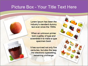 Canned preserve peaches PowerPoint Templates - Slide 24