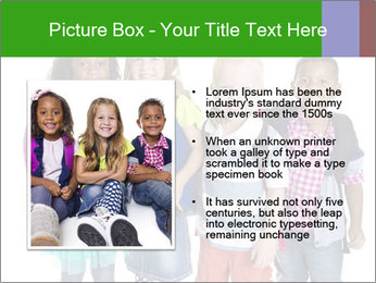 Elementary School Kids PowerPoint Template - Slide 13