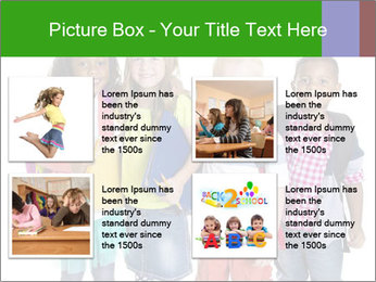 Elementary School Kids PowerPoint Templates - Slide 14