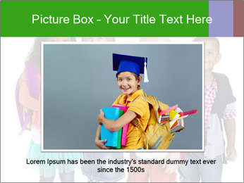 Elementary School Kids PowerPoint Templates - Slide 15