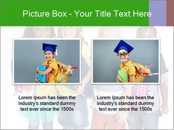 Elementary School Kids PowerPoint Templates - Slide 18