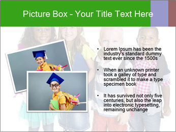 Elementary School Kids PowerPoint Template - Slide 20