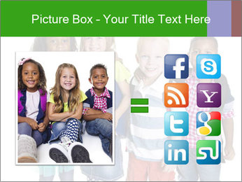 Elementary School Kids PowerPoint Templates - Slide 21