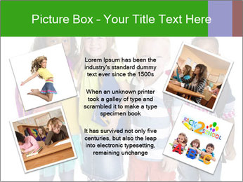 Elementary School Kids PowerPoint Template - Slide 24