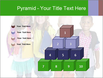 Elementary School Kids PowerPoint Template - Slide 31
