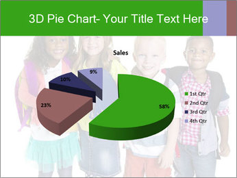 Elementary School Kids PowerPoint Template - Slide 35