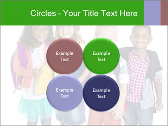 Elementary School Kids PowerPoint Template - Slide 38