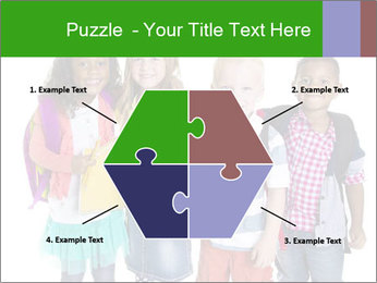 Elementary School Kids PowerPoint Templates - Slide 40