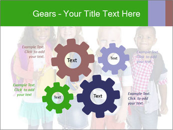 Elementary School Kids PowerPoint Templates - Slide 47