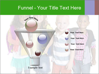 Elementary School Kids PowerPoint Templates - Slide 63