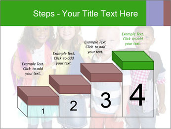Elementary School Kids PowerPoint Templates - Slide 64