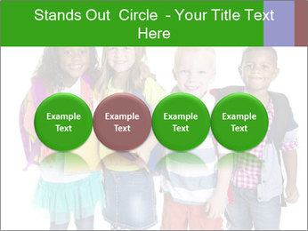 Elementary School Kids PowerPoint Templates - Slide 76