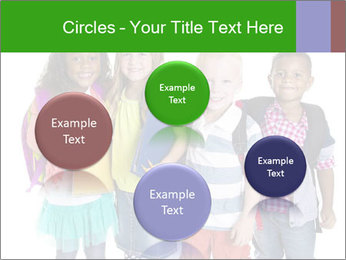 Elementary School Kids PowerPoint Templates - Slide 77