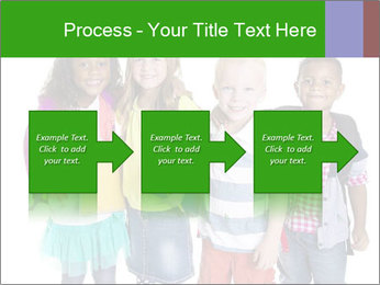 Elementary School Kids PowerPoint Templates - Slide 88