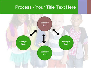 Elementary School Kids PowerPoint Templates - Slide 91