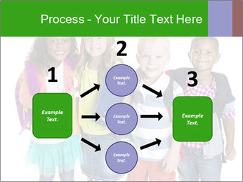 Elementary School Kids PowerPoint Templates - Slide 92