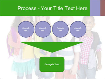 Elementary School Kids PowerPoint Templates - Slide 93