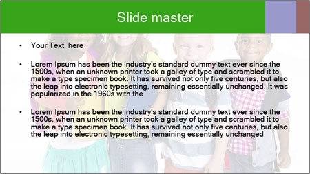 Elementary School Kids PowerPoint Template - Slide 2