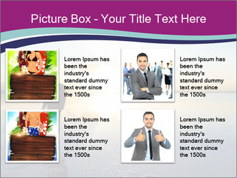 Traveler PowerPoint Templates - Slide 14