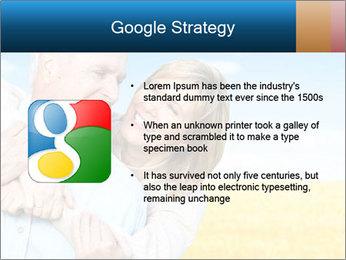 Happy Senior PowerPoint Template - Slide 10