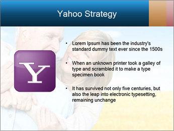 Happy Senior PowerPoint Template - Slide 11
