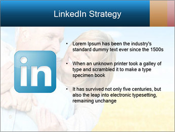 Happy Senior PowerPoint Template - Slide 12