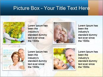 Happy Senior PowerPoint Template - Slide 14