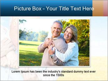 Happy Senior PowerPoint Template - Slide 16