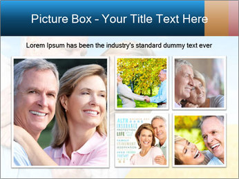 Happy Senior PowerPoint Template - Slide 19