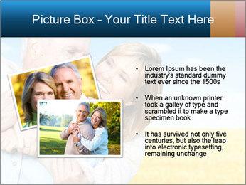 Happy Senior PowerPoint Template - Slide 20