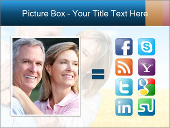 Happy Senior PowerPoint Template - Slide 21