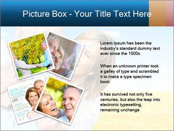 Happy Senior PowerPoint Template - Slide 23
