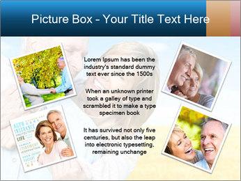 Happy Senior PowerPoint Template - Slide 24