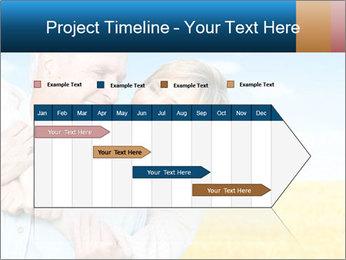 Happy Senior PowerPoint Template - Slide 25