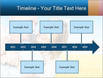 Happy Senior PowerPoint Template - Slide 28
