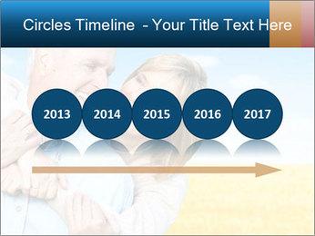 Happy Senior PowerPoint Template - Slide 29