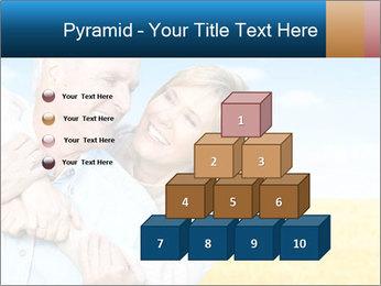 Happy Senior PowerPoint Template - Slide 31