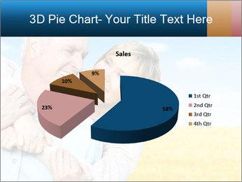 Happy Senior PowerPoint Template - Slide 35