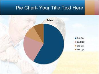 Happy Senior PowerPoint Template - Slide 36