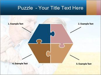 Happy Senior PowerPoint Template - Slide 40