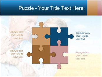 Happy Senior PowerPoint Template - Slide 43