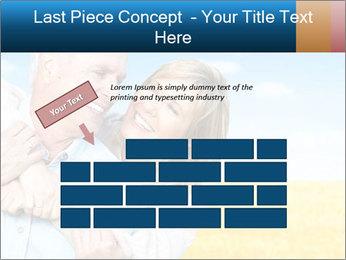 Happy Senior PowerPoint Template - Slide 46