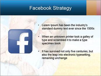 Happy Senior PowerPoint Template - Slide 6