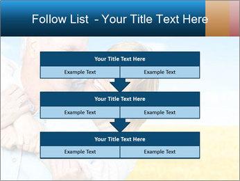 Happy Senior PowerPoint Template - Slide 60