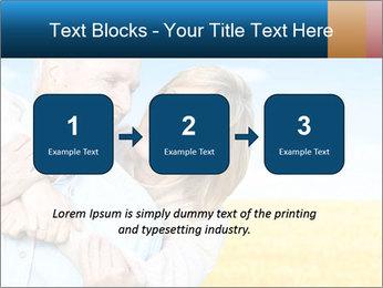 Happy Senior PowerPoint Template - Slide 71