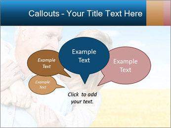 Happy Senior PowerPoint Template - Slide 73