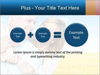 Happy Senior PowerPoint Template - Slide 75