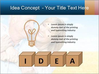 Happy Senior PowerPoint Template - Slide 80