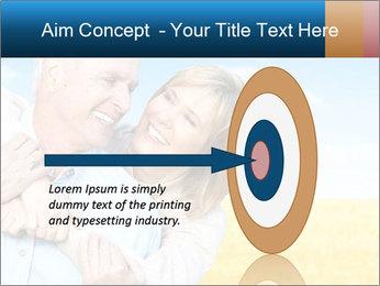 Happy Senior PowerPoint Template - Slide 83