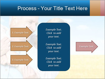 Happy Senior PowerPoint Template - Slide 85